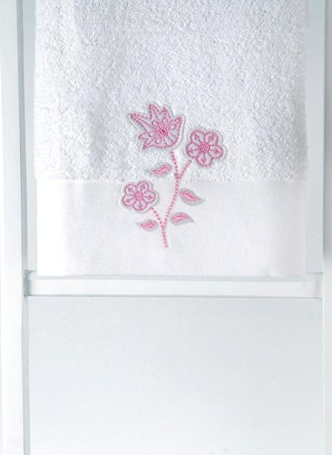 İrya Banyo Havlusu 85*150 Beyaz